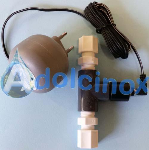 Addolcitori cabinati con valvola bnt850 dettagli - Addolcitore acqua casa ...